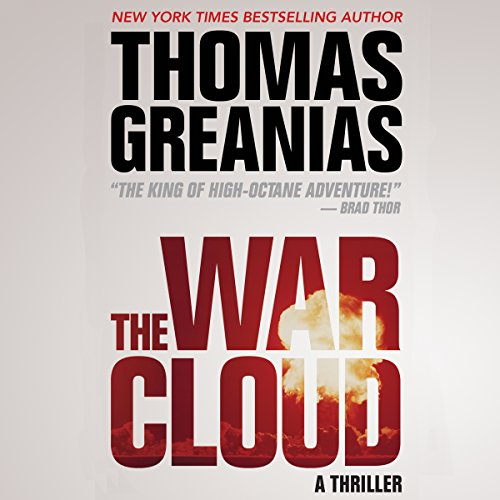The War Cloud audiobook cover art