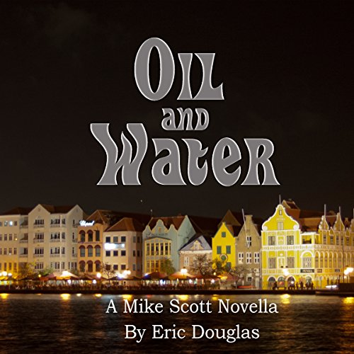 Oil and Water audiobook cover art