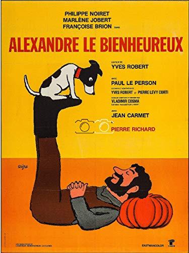 Film Alexandre Le BIENHEUREUX Rlke-Poster/Reproduction 90x120cm* d1 AFFICHECINéMA