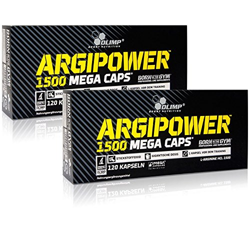 Olimp Argipower 1500 Mega Caps 2 x 120 Kapseln