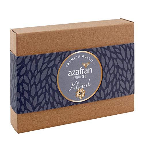 Azafran Gewürze Set Klassik Geschenkset / Geschenkbox