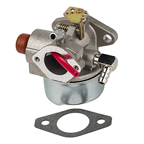 HIFROM Carburetor with Gasket for Tecumseh 640338 640274 for OVRM120 Engine Carb