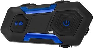 CCJK バイク インカム T10S Pro 10人同時通話 Bluetooth4.2 FMラジオ バイク用インカム Siri/S-voice IP67防水 音楽再生 15時間連続通話 無線機インカム 2種類マイク ヘルメット用インカム 日本語...