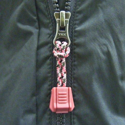stop zippers jingling