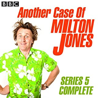Another Case of Milton Jones: Complete Series 5 cover art