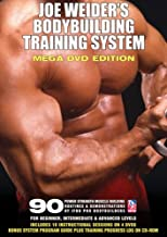 Best joe weider's bodybuilding training system dvd Reviews