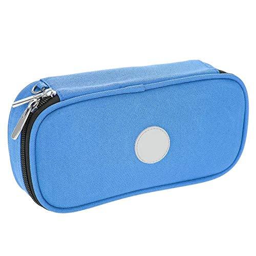 Praktische Insulinbeutel Kühltasche Unisex für den Außenbereich für Erwachsene(blue)