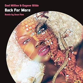 Back for More (Sean Finn Remix)