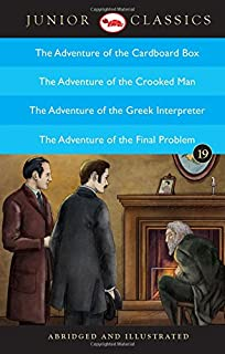 Junior Classic: The Adventure of the Cardboard Box, the Adventure of the Crooked Man