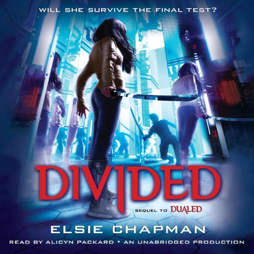 Divided audiobook cover art