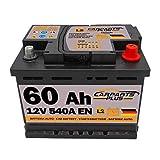 CARPARTS PLUS L260CARPARTS Batteria L2 60ah 540A 12V Polo DX