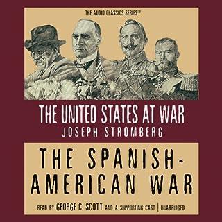 The Spanish-American War audiobook cover art