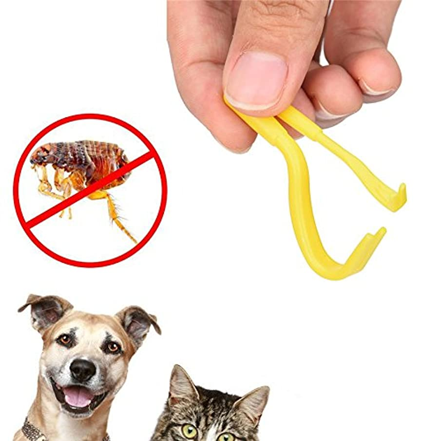 Dog Accessories - 2pcs Tick Twister Hook Remover Pack X 2 Sizes Human Dog Pet Horse Cat Al Jun15 Factory Shipping - Girls Accessories Beauty Phones Health Computers Home Cell Weddings Sport