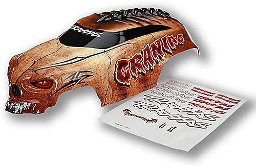 artículos de promoción Traxxas 3634X 3634X 3634X - Hueso de craníaco con Pegatinas para Coche  exclusivo