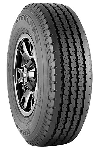 Milestar MS597 STEELPRO Commercial Truck Radial Tire-LT225/75R16 115Q 10-ply