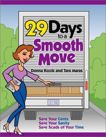 Hot Sale 29 Days To A Smooth Move