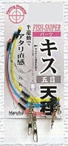 Marufuji(マルフジ) PE-3 キス五目天秤 9cm