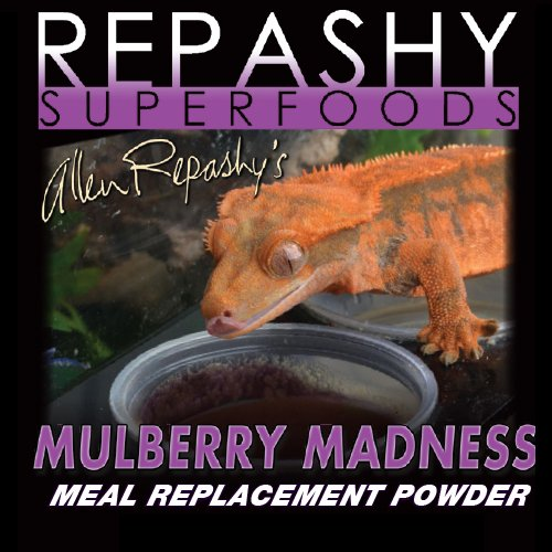 Repashy Crested Gecko Diet Mulberry Madness 84 g 3 oz Jar