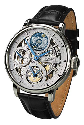 Poljot International Orologio da uomo 9730.2940551