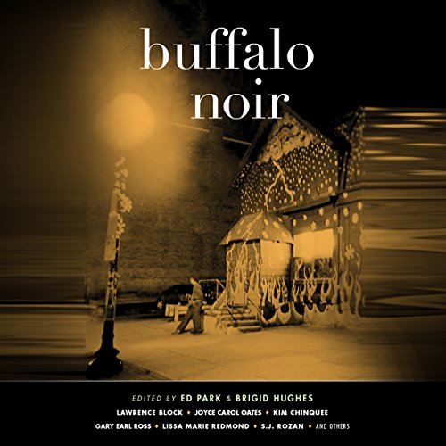 Buffalo Noir audiobook cover art