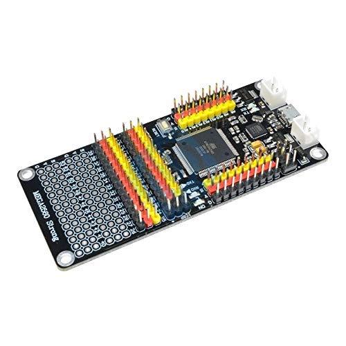 ZTSHBK MEGA 2560 MEGA2560 R3 ATmega2560 ATmega16U2 Mikrocontroller-Platinenmodul für Arduino Micro USB 16 MHz Ersetzen Sie CH340 CH340G DIY