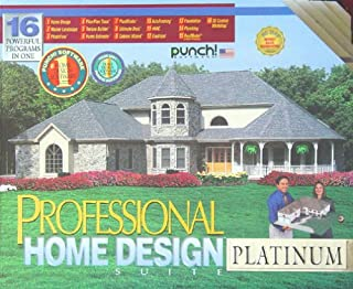 Punch Software  Professional Home Design Suite Platinum