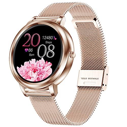Mire Smart Watch - Reloj Deportivo Multifuncional - Pulsera Inteligente - Reloj de teléfono de monitoreo de Salud de oxígeno de Sangre - Recordatorio de información Reloj Inteligente-4