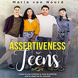 Assertiveness for Teens cover art