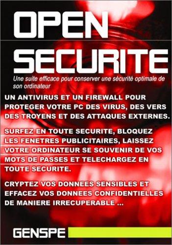 Open Sécurité