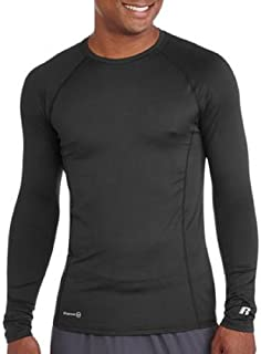 Russell Men's Performance Active Baselayer Thermal Crew Top