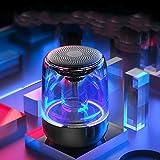 YFFSBBGSDK Lautsprecher Drahtloser Bluetooth-Lautsprecher mit tragbarer LED Mini
