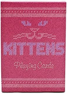 Ellusionist Kittens Playing Cards Marked & Gaffed Edition Deck by Daniel Madison