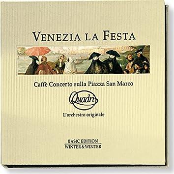 Venezia la Festa: Caffe Concerto sulla Piazza San Marco