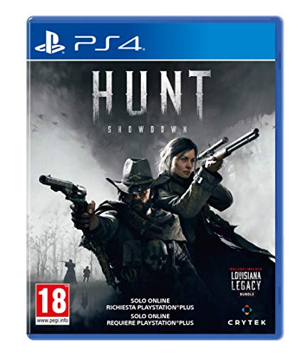 Hunt : Showdown - PS4