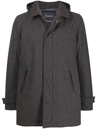 Herno Luxury Fashion Herren PI131UL331939289 Grau Polyamid Mantel | Frühling Sommer 20