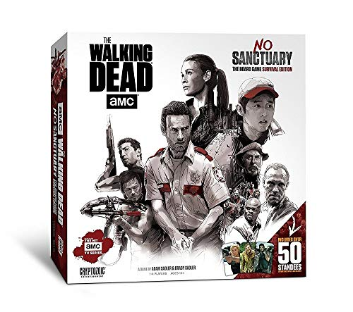 Unbekannt Cryptozoic Entertainment CRY02070 Walking Dead AMC Survivor, Mehrfarbig