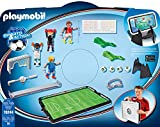 Zoom IMG-2 playmobil sports action 70244 campo