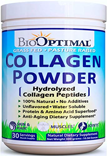 BioOptimal Collagen Powder $16.14(60% Off)