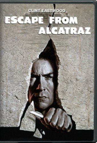 ESCAPE FROM ALCATRAZ - ESCAPE FROM ALCATRAZ (1 DVD)