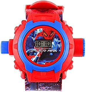 NEO VICTORY™ Colourful Light Watch for Kids Boys & Girls, Birthday Return Gift (Color May Vary)