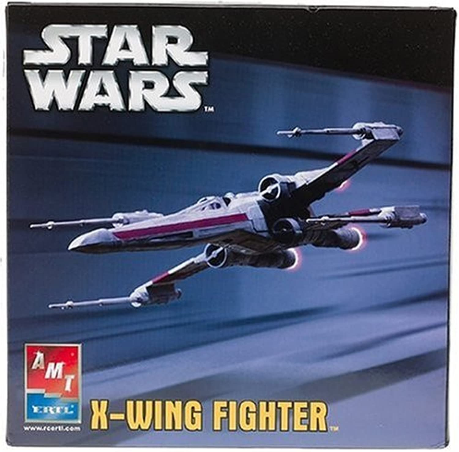Racing Champions Star Wars XWing Fighter Plastic Kit