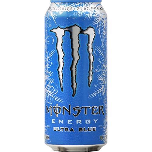 Monster Energy Ultra Blue (USA) 473 ml