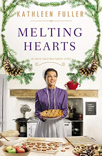 Melting Hearts: An Amish Christmas Bakery Story (English Edition)