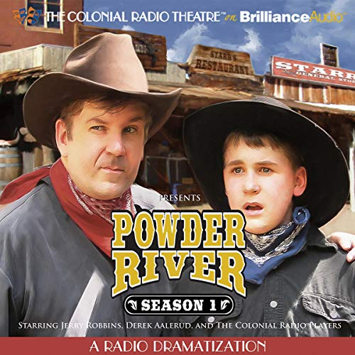 Powder River - Season One cover art