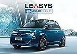 Iscrizione Abbonamento Leasys CarCloud Electric Nuova Fiat...