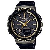 [カシオ] 腕時計 ベビージー FOR SPORTS 歩数計測 機能つき BGS-100GS-1AJF レディース ブラック