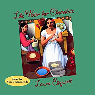 Like Water for Chocolate                   By:                                                                                                                                 Laura Esquivel                               Narrated by:                                                                                                                                 Kate Reading                      Length: 5 hrs and 52 mins     524 ratings     Overall 4.2
