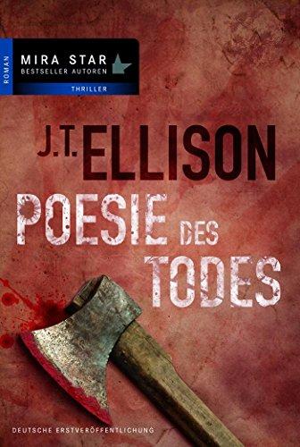 Poesie des Todes: Thriller (Taylor Jackson 1)