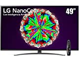 LG NanoCell TV AI ThinQ 4K 49' 49NANO81UNA