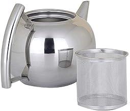 GenericBrands Czajnik 304 czajniczek ze stali nierdzewnej dno kompozytowe kuchenka indukcyjna kung fu herbata ręka garnek...